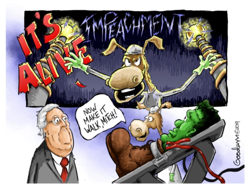 goodwyn Frankensteins Impeachment vlr 12