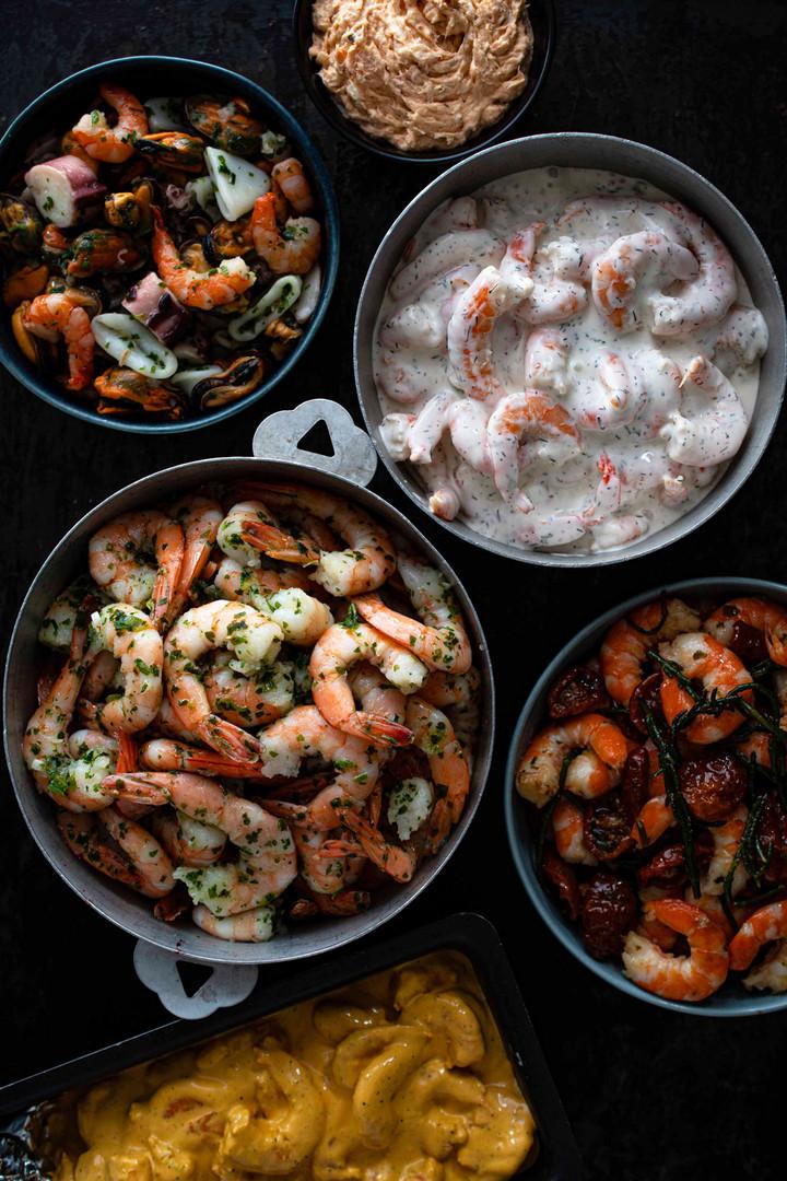 Crevettes - Lakson