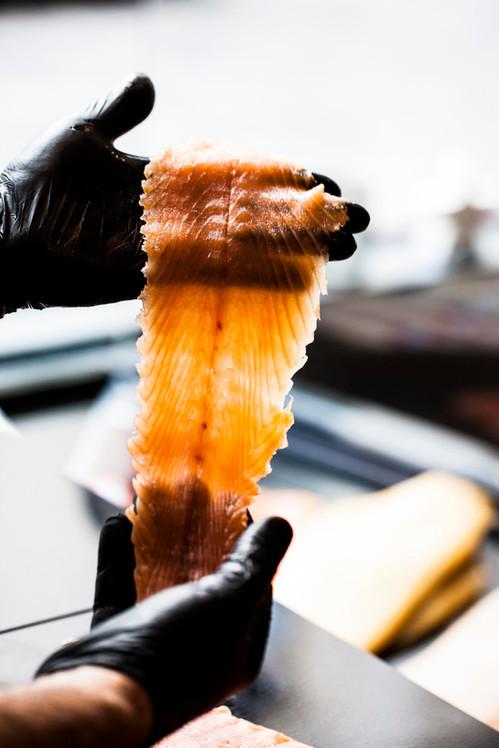 Lakson - Les saumons