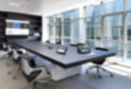 Sala de conferencias automatizda