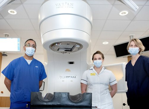 Cut waiting times using artificial intelligence (AI) to automate lengthy radiotherapy preparations.