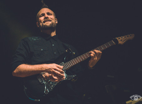 Blaine Dillinger, guitarist of HIRIE, debuts new music [Interview]