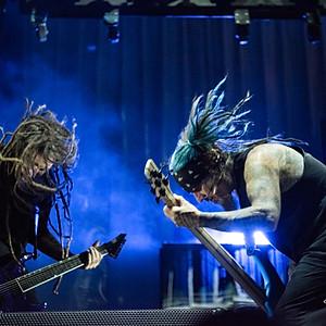 Korn, Alice In Chains, Underoath