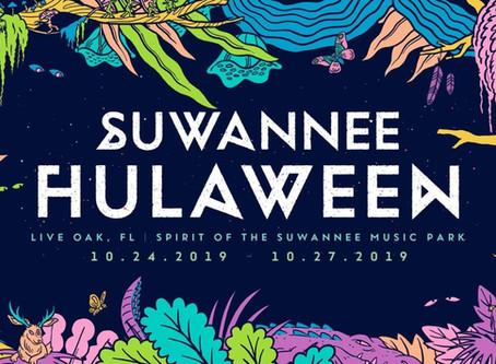 Hulaween Returns to Spirit of Suwannee Music Park & Announces Full Lineup
