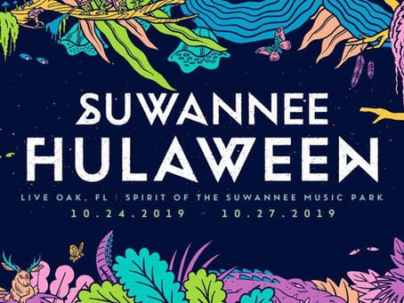 Hulaween Returns to Spirit of Suwannee Music Park & Announces Full Lineup