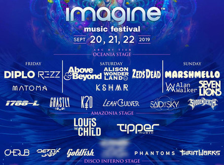 Imagine Fest: 'What Lies Deep at the Bottom of the Ocean'