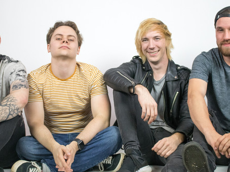 Exclusive: Say Hello Sunday Band Debut & EP Release