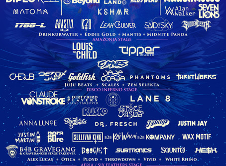 Everything You Can Imagine Is Real: Imagine's Message In a Bottle features Full Lineup
