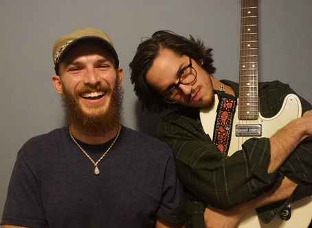 Michael Forde & Little Wooden Indian release new album [Interview]