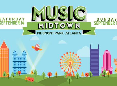 Music Midtown: Celebrating 25 Years