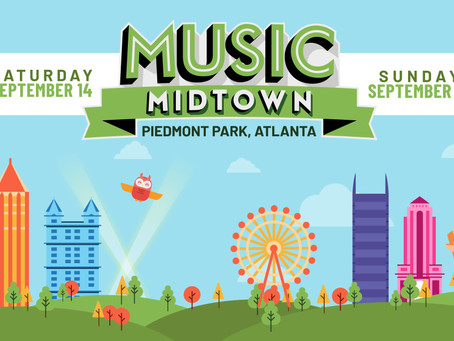 Music Midtown: Celebrating 25 Years