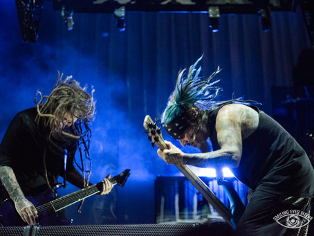 Korn & Alice In Chains: The Nothing Tour