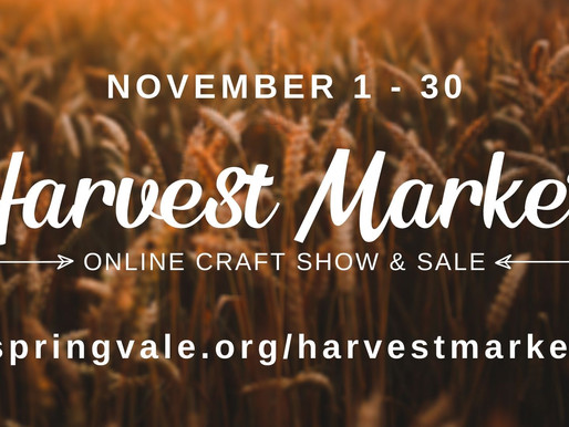 Our favorite Harvest Market is online.