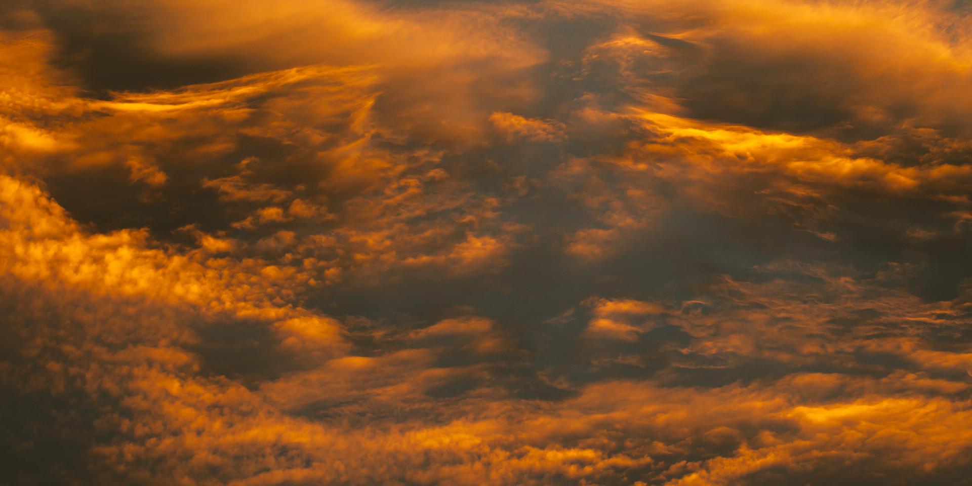 Fire Clouds