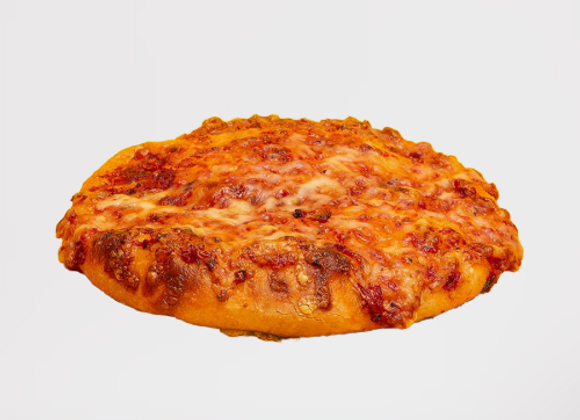 Galette à la tapenade aux poivrons grillés et fromage Suisse