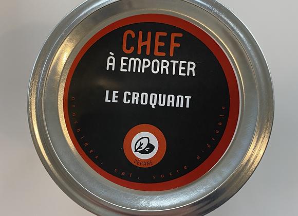 Beurre d'Arachides - Le Croquant