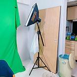 撮影用ライト2