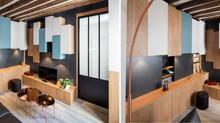 Optimiser et photographier de petits espaces intérieurs atypiques