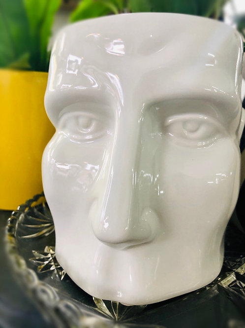 Big Face Pot