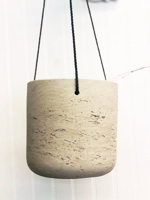 Hanging Concrete Planter