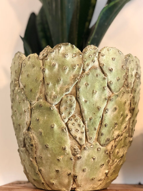 Large Cactus Pot