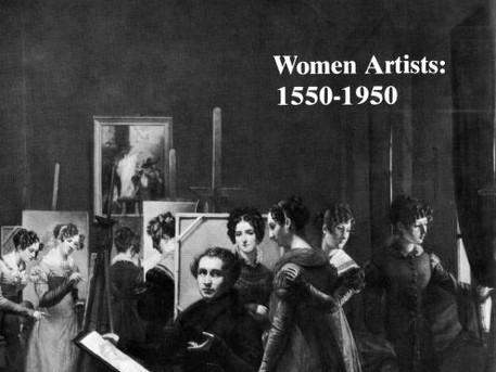 [ARTWA PICK] 역사에 남을 전시기획 _ Women Artists 1550~1950_ 01