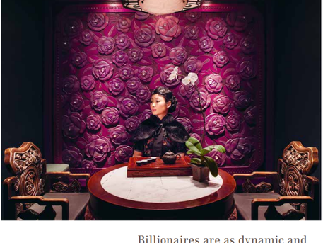 [ARTWA PICK] 해외 미술계뉴스 - 세계 억만장자 보고서가 알려주는 미술소식
