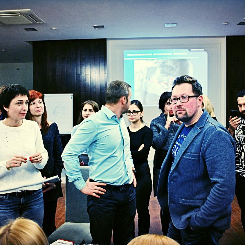 Частичное ортодонтическое лечение: грамотная подготовка к имплантации и протезированию./ Станислав Блум.