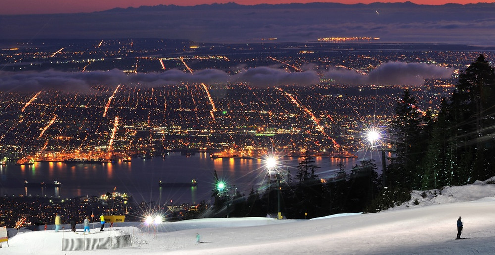 Grouse skiing trip image