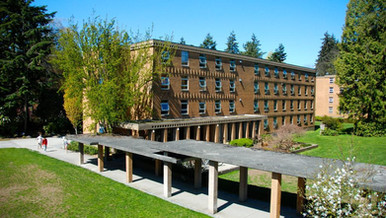 Living at Vanier Residence (UBC)   1st Year Dorm Review at the University of British Columbia