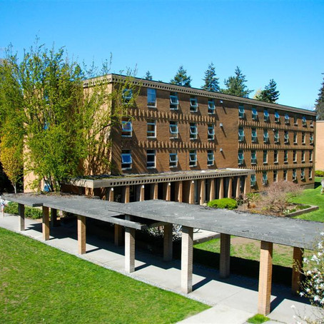 Living at Vanier Residence (UBC) | 1st Year Dorm Review at the University of British Columbia