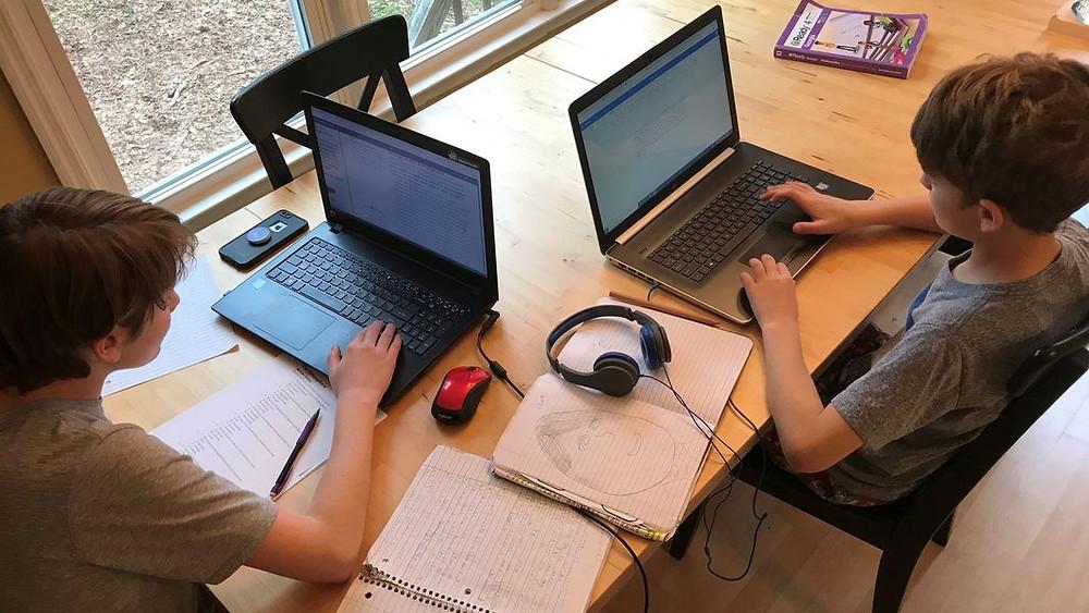 computer class work university