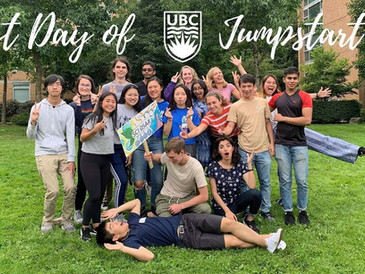 UBC Jumpstart 2020 Tips & Advice [Online]   How to Make Friends During Orientation [UBC Jumpstart]