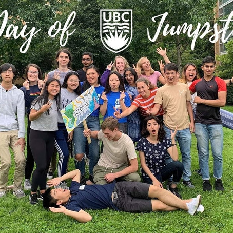 UBC Jumpstart 2020 Tips & Advice [Online] | How to Make Friends During Orientation [UBC Jumpstart]