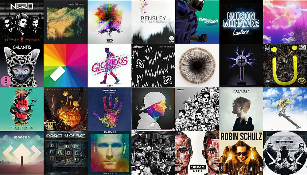 Top EDM songs of all time image