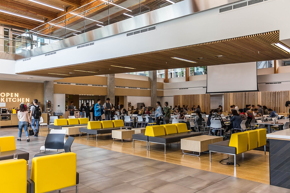 orchard commons cafeteria