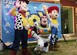 Shows Infantil de Toy Story