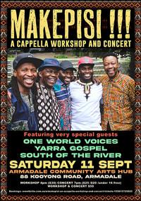 Makepisi Workshop and Concert