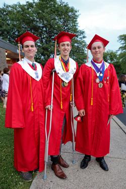 boy grads