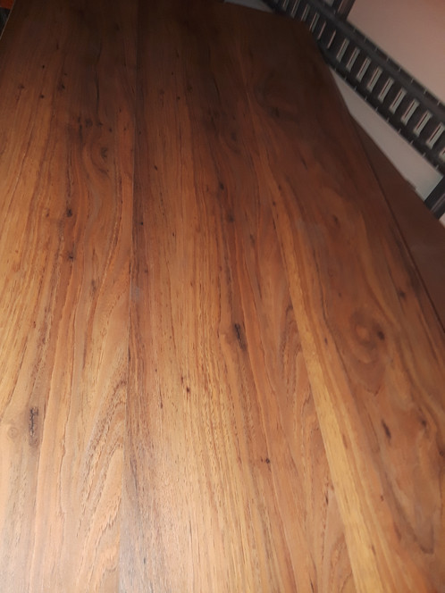 8mm Knotty Alder Laminate Flooring 284 Sq Ft Available