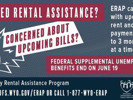 Emergency Rental Assistance Program is open for online applications