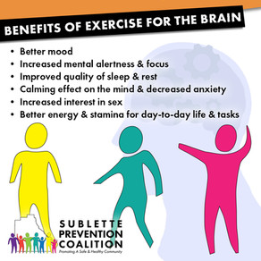 Benefits of Exercise for the Brain