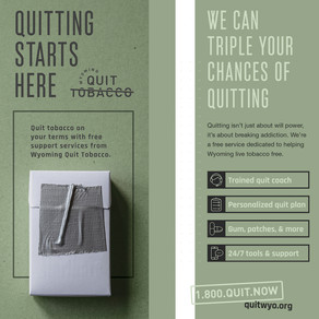 Quitting is hard, we get it.