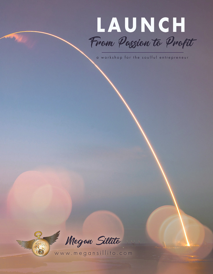 Launch From Passion to Profit Workbook
