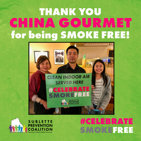 Celebrate Smoke Free!