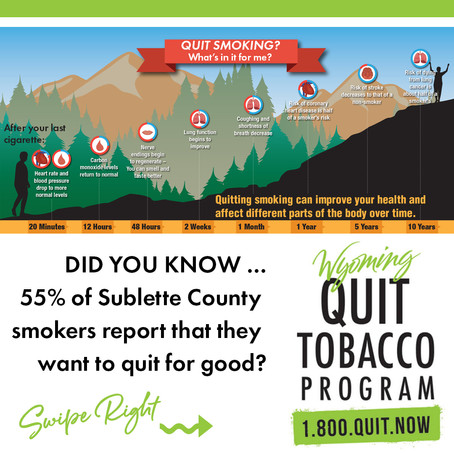 Quitting Tobacco Results in Instant Health Improvements