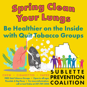 Spring Clean Your Lungs!