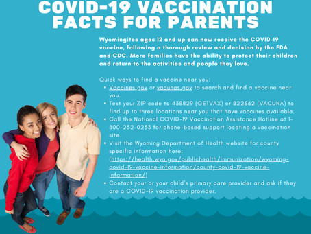 COVID-19 Vaccination Facts for Parents