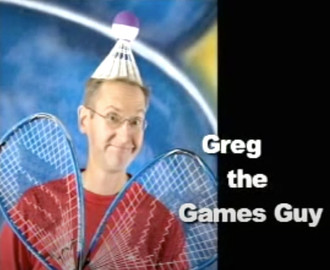 Greg the Games Guy