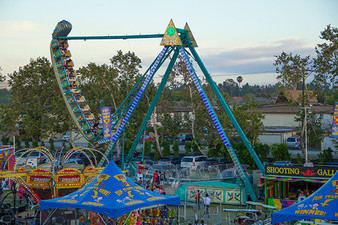 Carnival Midway August 19 - 22, 2020
